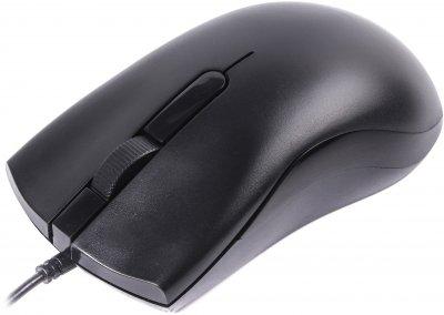 Миша Maxxter Mc-211 USB Black