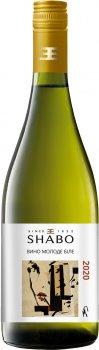 Вино Shabo молоде сухе біле 0.75 л 14% (4820070400786)