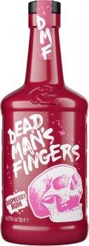 Ром Dead Man's Fingers (DMF) Raspberry 0.7 л 37.5% (5011166063759)