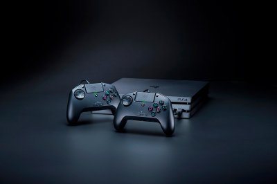 Геймпад проводной Razer Raion Fightpad for PS4 (RZ06-02940100-R3G1)
