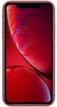 Мобільний телефон Apple iPhone Xr 128 GB Red Slim Box (MH7N3) Офіційна гарантія