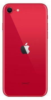 Мобільний телефон Apple iPhone SE 64 GB 2020 (PRODUCT) Red Slim Box (MHGR3) Офіційна гарантія