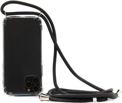 Панель Necker на шнурке для Apple iPhone 11 Wet Asphalt (NCR-11-WA)