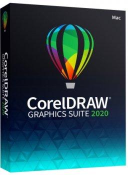 CorelDRAW Graphics Suite 2020 Mac RU/EN/TR версія на 1 ПК (електронний ключ) (ESDCDGS2020MROW)