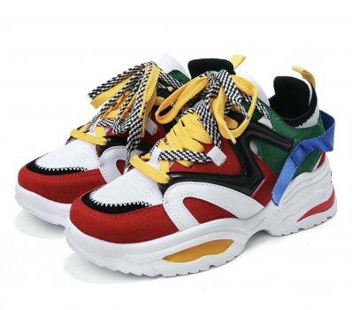 Кросівки ABO кольорові 2031-1