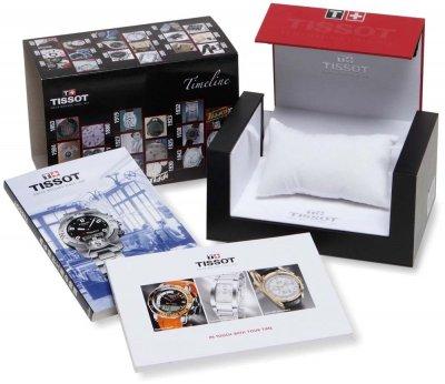 Чоловічі годинники Tissot T111.417.27.441.00
