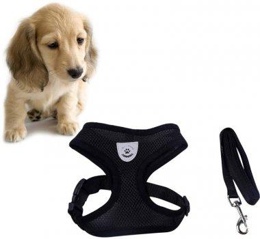 Шлея для тварин Supretto M 2.5-4 кг (2000100057674)