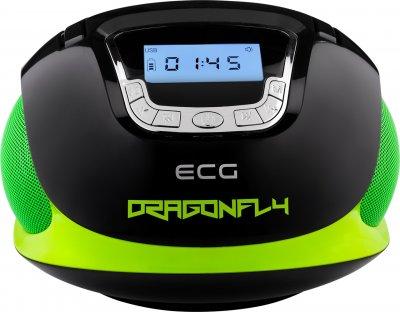 Радио часы с USB ECG R 500 U DRAGONFLY