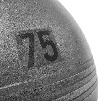 М'яч для фітнесу Adidas 75 см Dark Grey (ADBL-11247GR)