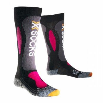 Термоноски X-Socks Ski Carving Silver Woman цвет X0A (X20357)