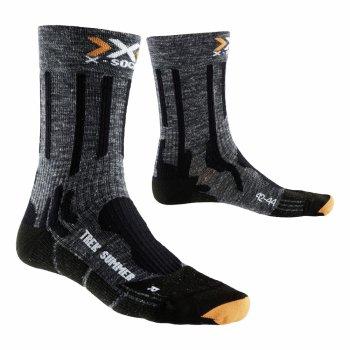 Термоноски X-Socks Trekking Summer Socks цвет G035 (X100079)