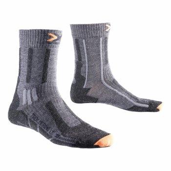Термоноски X-Socks Trekking Merino Light цвет G000 (X020435)