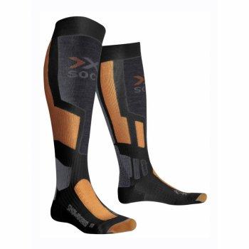 Термоноски X-Socks Snowboarding цвет X8L (X20361)