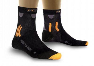 Термоноски X-Socks Mountain Biking цвет X01 (X20007)