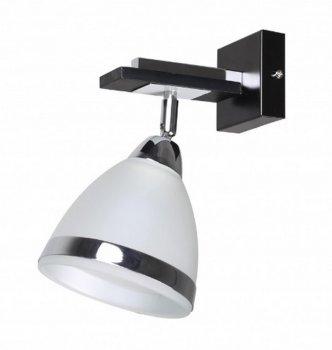 Бра 60Вт F+Light Mb 2606-1W Bk+Cr+Wt