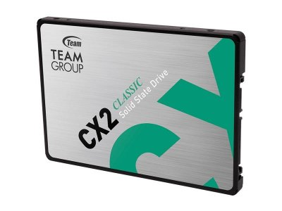 "Накопичувач SSD 512GB Team CX2 2.5"" SATAIII 3D TLC (T253X6512G0C101)"