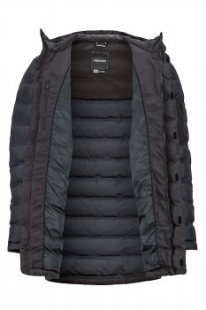 Парка Marmot Men's Alassian Featherless Parka Black (001)