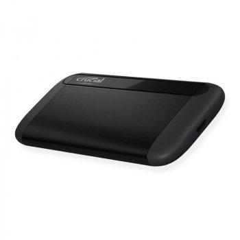 Портативний Накопичувач SSD Micron 500GB Crucial USB X8 3.2 Gen 2 Type-C (CT500X8SSD9)