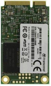 SSD-накопитель Transcend mSATA 128GB (TS128GMSA230S)