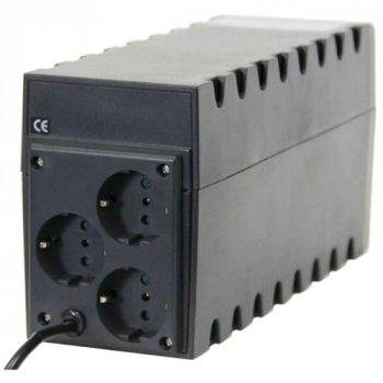Джерело безперебійного живлення Powercom RPT-1000A, 3 x євро (00210191)