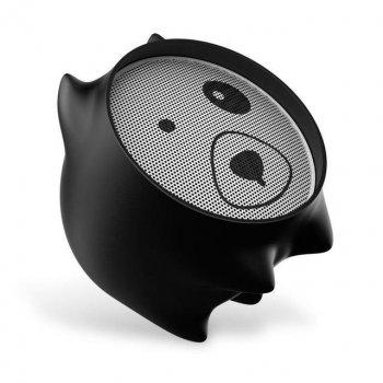 Bluetooth колонка Baseus Dogz Wireless Speaker Black (NGE06-01)