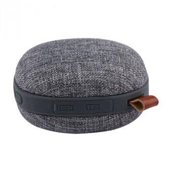 Портативна колонка бездротова акустика AWEI Y260 Bluetooth Speaker сірий