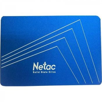 "Накопичувач SSD 2.5"" 480GB Netac (NT01N535S-480G-S3X)"