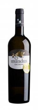 Вино Adega da Vermelha Mundus Escolha біле сухе 0.75 л 13% (5602523122099)