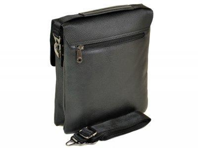 Сумка-планшет из кожзама DR. BOND 208-3 black