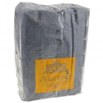 Вугілля кокосовий для кальяну Arabisq 1 кг