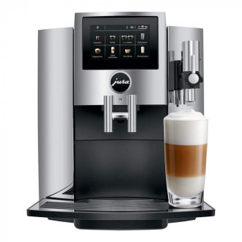 Кофеварка JURA S8 Chrome (F00166941)