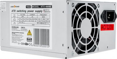 LogicPower ATX-400W OEM (LP1922)