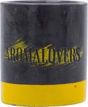 Ароматична соєва свічка в бетоні Aromalovers Бурбонська ваніль 240 г (ROZ6300000036)