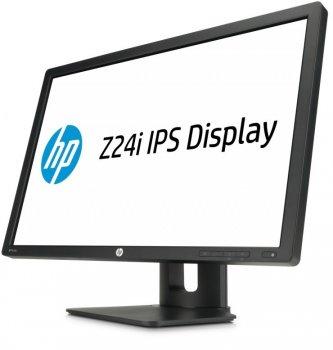"Монітор 24"" HP Z24i (1920x1200), IPS LED, Class A, black, (D7P53A4) БО"
