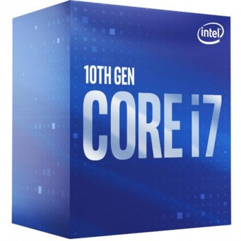 Процесор Intel Core i7-10700F s1200 BOX (BX8070110700F) (F00228933)