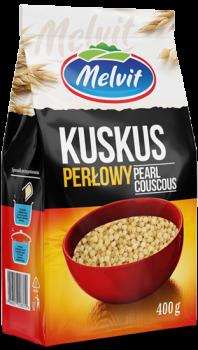 Кускус Melvit Перловый 400 г 5906827018370