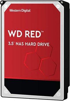 Жорсткий диск Western Digital SATA 10TB 6GB/S 256MB/RED WD101EFAX WDC