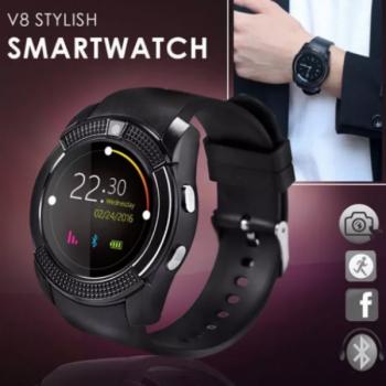 Смарт годинник Smart Watch zte v8 Black Original