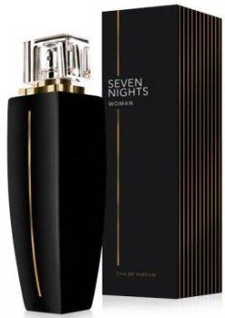 Женская парфюмерия Парфюмированная вода Vittorio Bellucci Seven Nights woman edp 100ml (5901468904181)