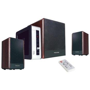 Акустична система Microlab FC530 Wooden