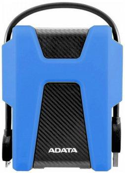 Жесткий диск ADATA DashDrive Durable HD680 1TB AHD680-1TU31-CBL 2.5 USB 3.2 External Black/Blue