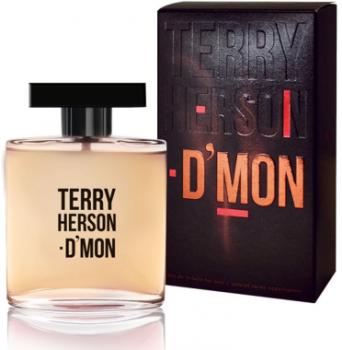 Женская парфюмерия Туалетная вода Vittorio Bellucci Terry Herson D'mon man edt 100ml (5901468904273)