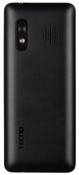 Мобільний телефон Tecno T454 Black