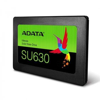 """Твердотільний Накопичувач SSD ADATA 480GB 2.5"""" SU630 SATA 3D QLC (ASU630SS-480GQ-R)"""