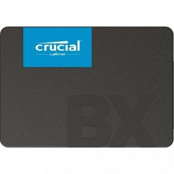 "Накопичувач SSD 2TB Crucial BX500 2.5"" SATAIII 3D NAND TLC (CT2000BX500SSD1)"