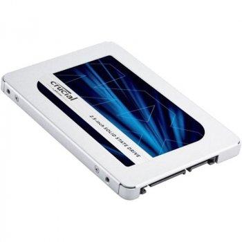 "Накопичувач SSD 500GB Crucial MX500 2.5"" SATAIII 3D TLC (CT500MX500SSD1)"