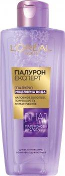 Здатна заповнювати вологою міцелярна вода L'Oréal Paris Hyaluron Expert 200 мл (3600523959730)