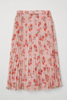 Спідниця H&M 0643344-8 Світло-рожева
