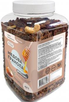 Гранола Oats&Honey шоколадная пластиковая банка 454 г (4820013333966)