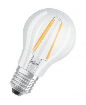 Світлодіодна лампа OSRAM LED CL A60 DIM 7W/827 230V FIL E27 10X1 (4058075439290)